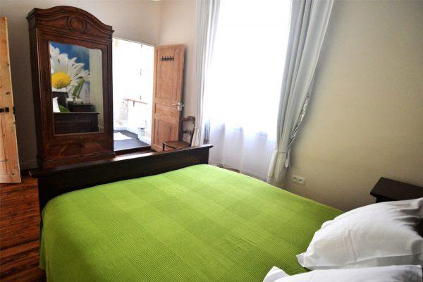 slaapkamer en badkamer Mauzac