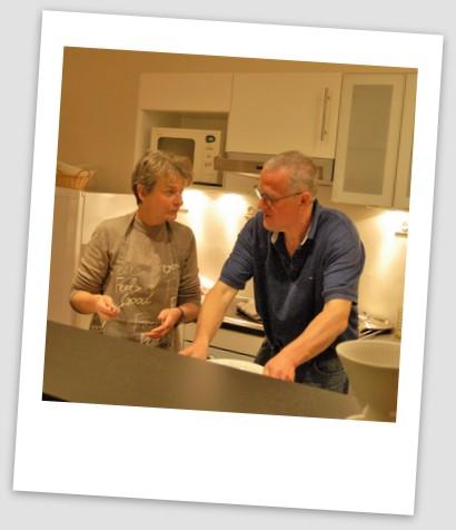 Jan en Marion in actie