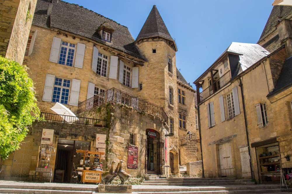 Sarlat-la-Canéda, Dordogne, Périgord Noir