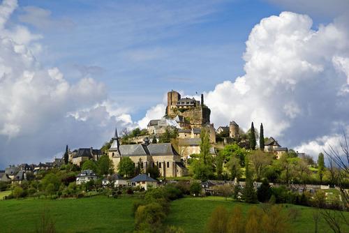 Turenne in de Corrèze