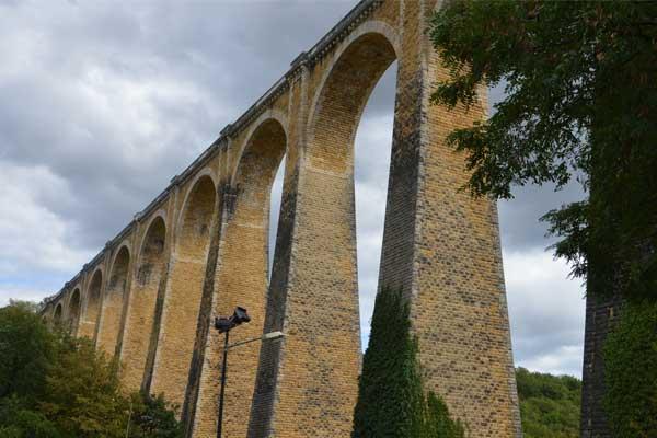 viaduct van Souillac