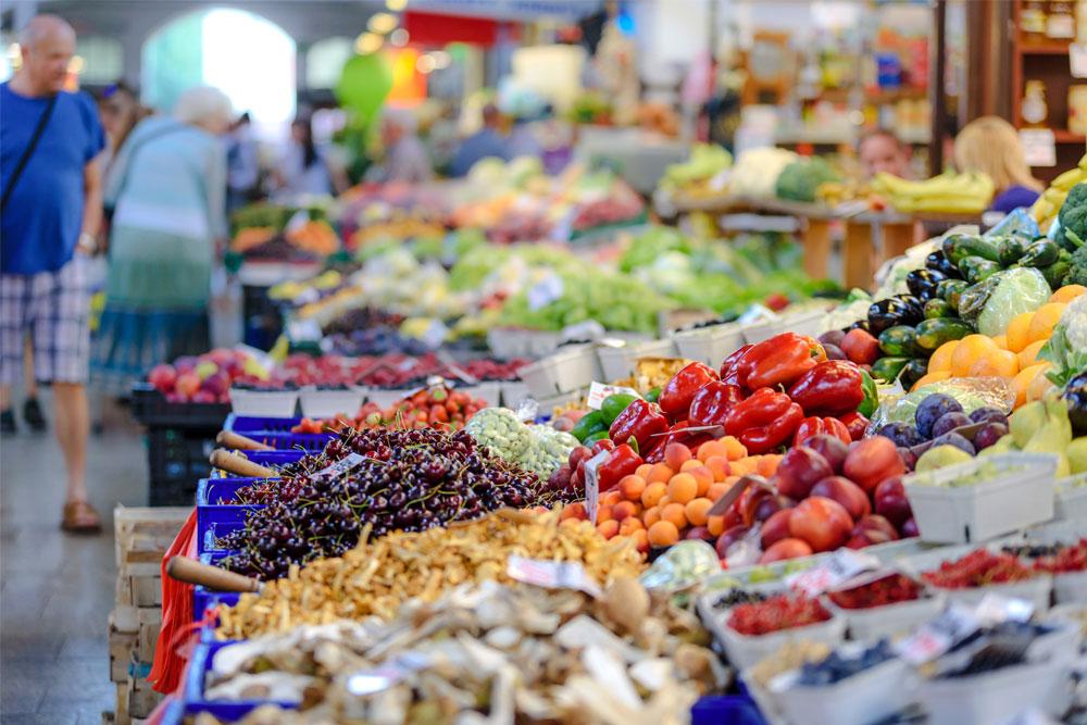 Winkelen en markten in Souillac