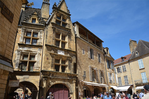 birth house of La Boetie in Sarlat
