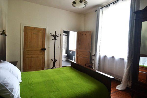 Chambre 2 personnes de la suite Negrette Le Manoir Souillac