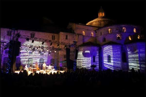 Sim Coppans jazz festival in Souillac