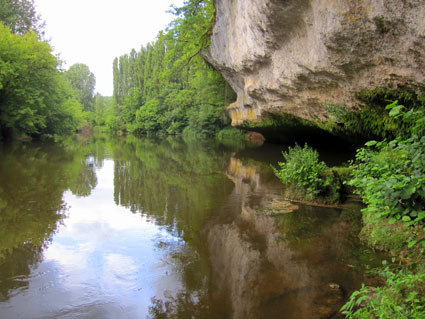 the Vezere