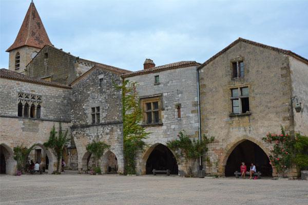 Bastide-de-Monpazier