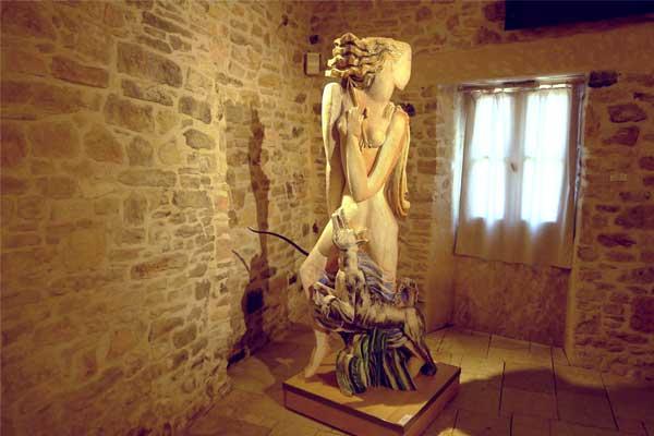 Musée Zadkine Les Arques