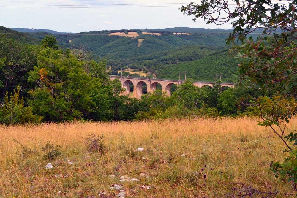 Viaduct à Souillac
