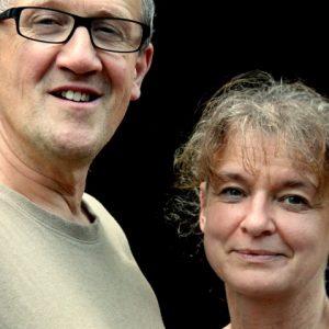 Jan und Marion Besitzer von Le Manoir Souillac