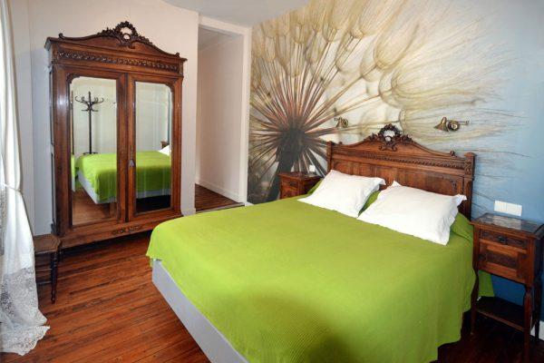 bSchlafzimmer Gästezimmer braucol Le Manoir Souillac