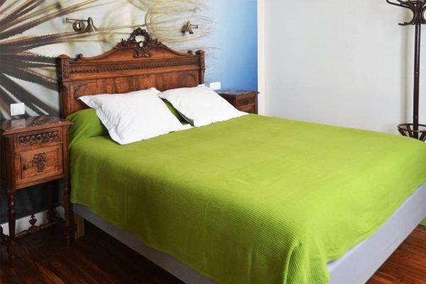 Schlafzimmer Zimmer braucol Le Manoir Souillac