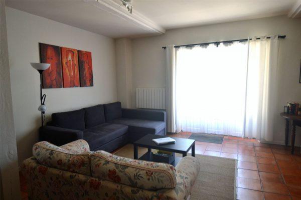 Sitzbereich Ferienhaus Duras Le Manoir Souillac