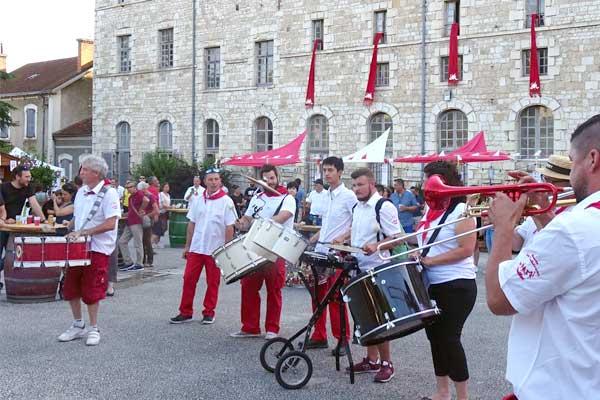 Festa los bandas à Souillac