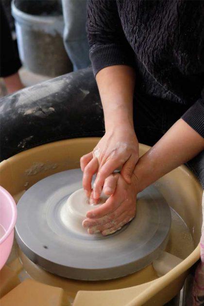 workshop-pottenbakken