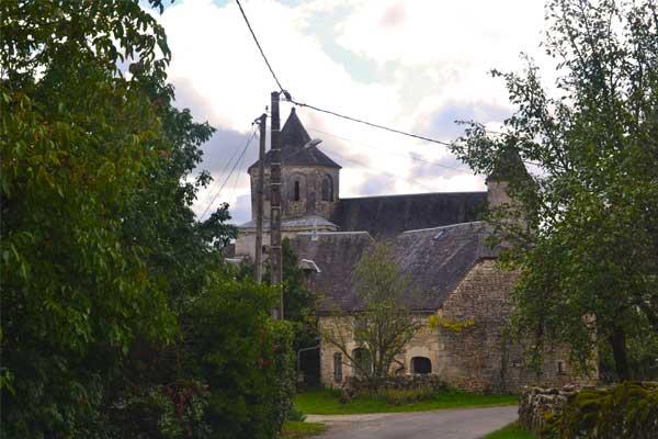 fietstocht naar Martel, Lot, Occitanie vanuit Le Manoir in Souillac