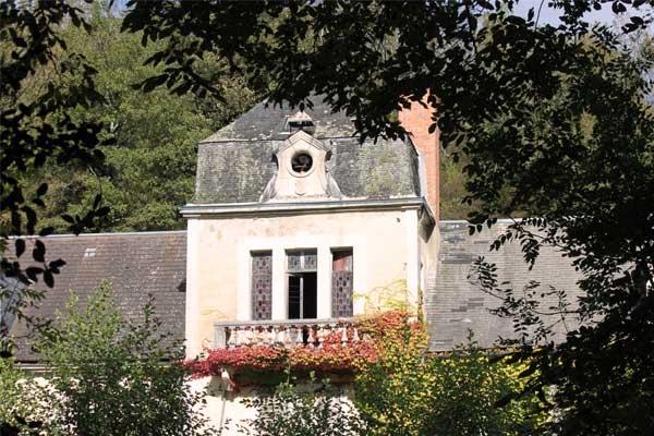 Kasteel van La Forge in Souillac